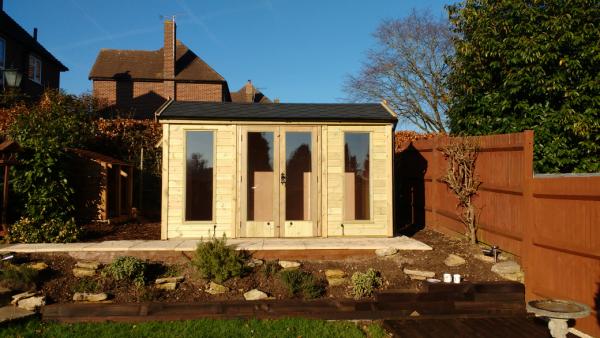 Ketton Summerhouse 12' x 6'