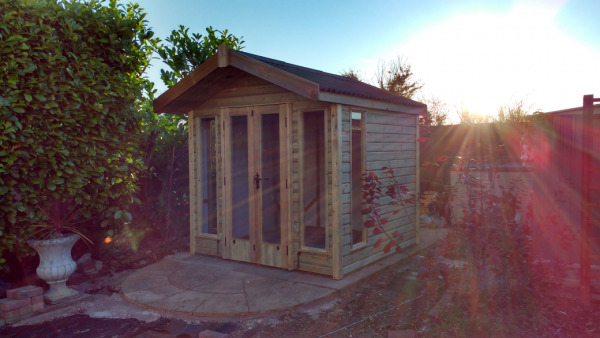 Stamford Summerhouse 7' x 7'