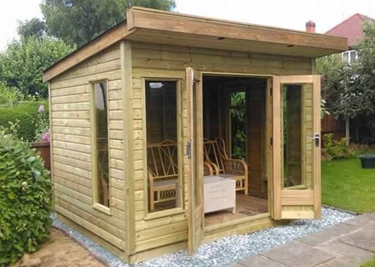 Uppingham Summerhouse Phoenix Garden Buildings