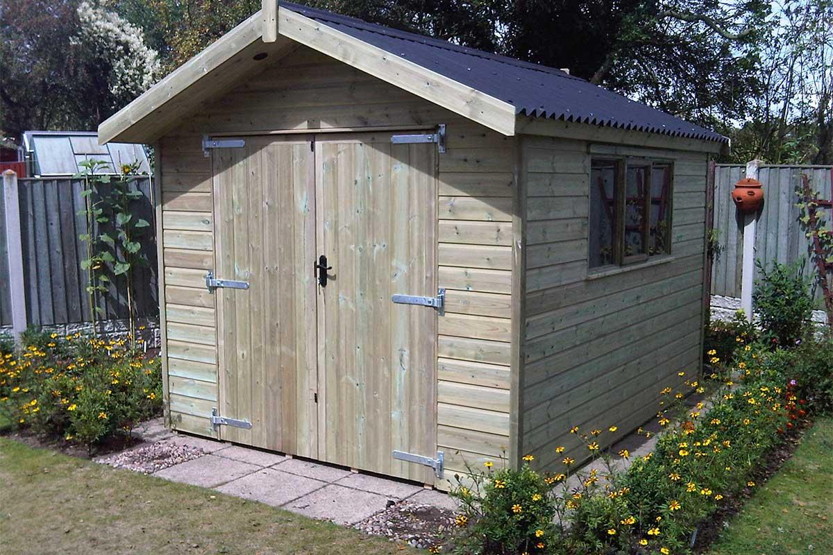 Hardwick Workshop Phoenix Garden Buildings