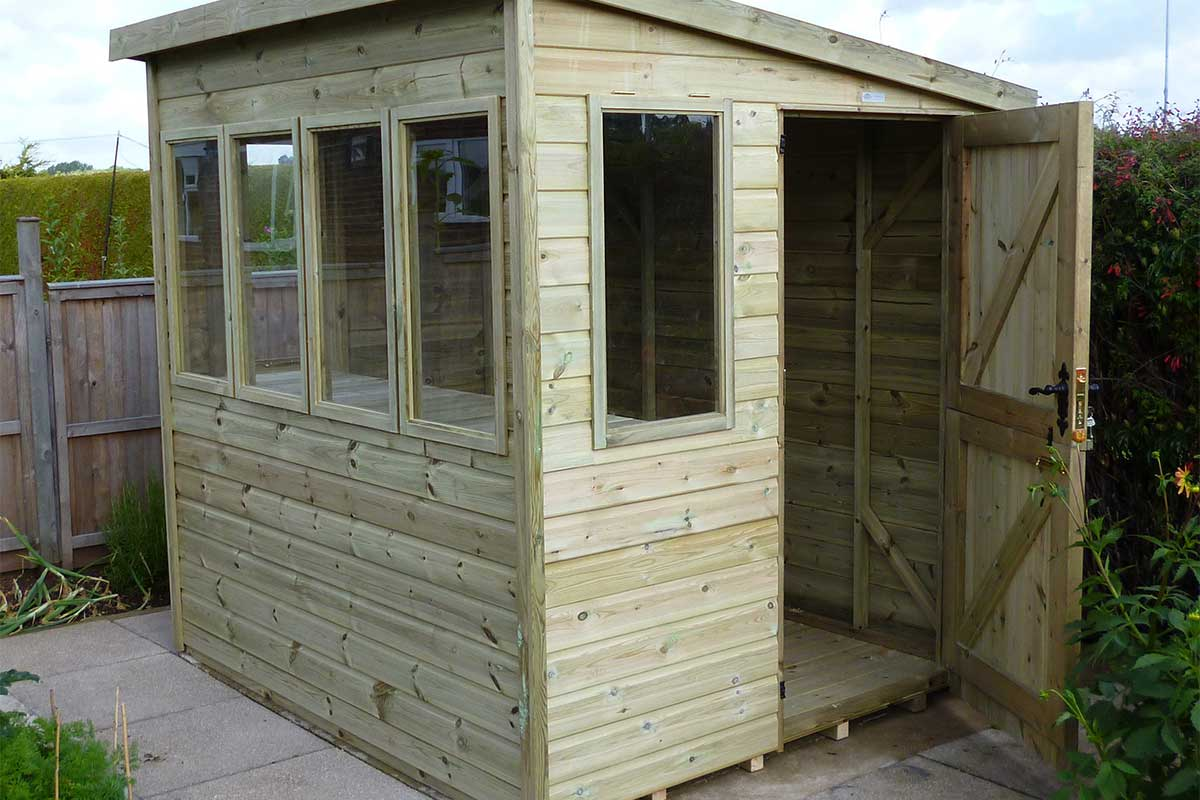 Sunstore Potting Shed Phoenix Garden Buildings