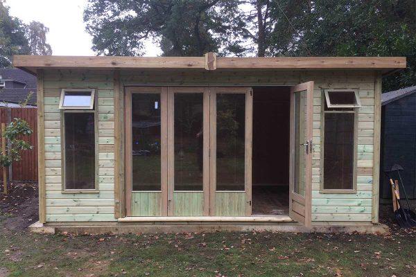 uppingham summerhouse